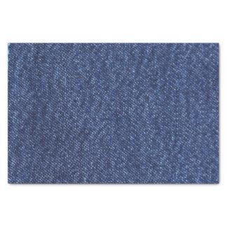 Denim Look Tissue Paper