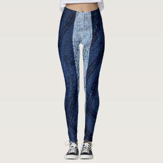 Denim style Jeggings Leggings