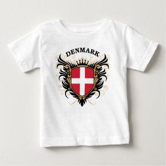 Denmark Baby T-Shirt