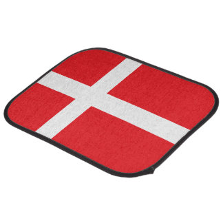 DENMARK FLAG CAR MAT