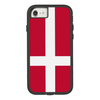 Denmark Flag Case-Mate Tough Extreme iPhone 8/7 Case
