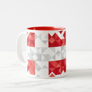 Denmark Flag, danish Colors Mug