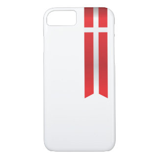 Denmark Flag, danish Colors Phone Case