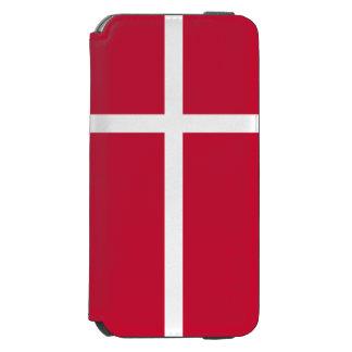 Denmark Flag Incipio Watson™ iPhone 6 Wallet Case