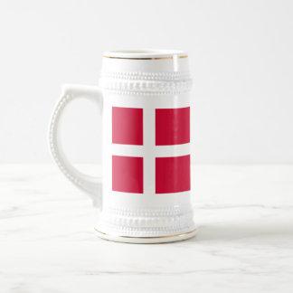 Denmark Flag Mugs