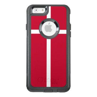 Denmark Flag OtterBox iPhone 6/6s Case