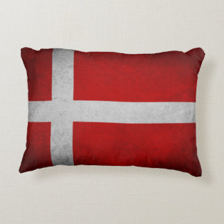 Denmark Flag - Pillow