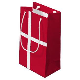 Denmark Flag Small Gift Bag