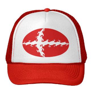 Denmark Gnarly Flag Hat