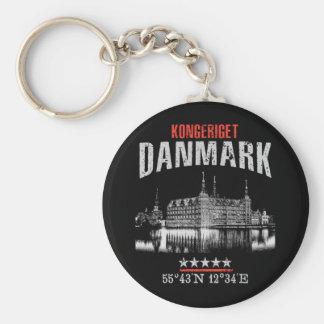 Denmark Key Ring