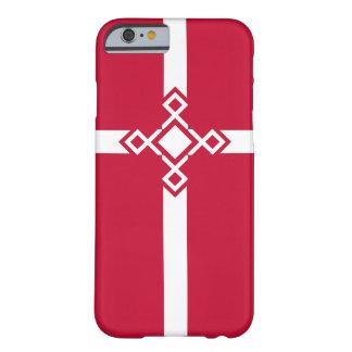 Denmark Rune Cross iPhone Case