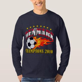 Denmark Soccer Tshirt