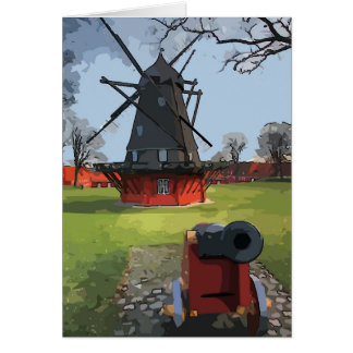 Denmark, Windmill Card