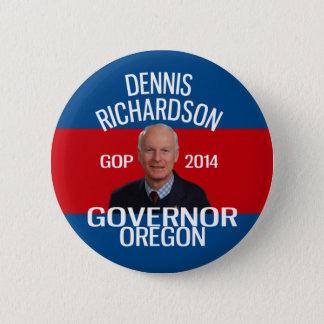 Dennis Richardson for Governor pin