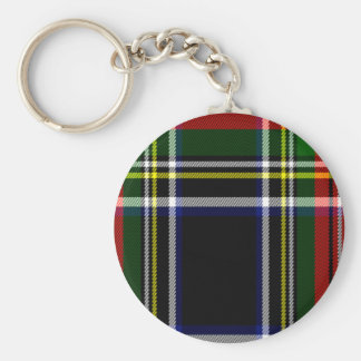 Denniston Scottish Tartan Key Ring
