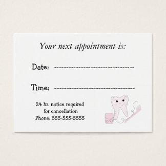 Dental Appointment Reminder