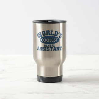 Dental Assistant Travel Mug