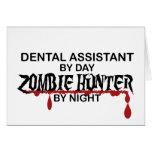 Dental Asst Zombie Hunter