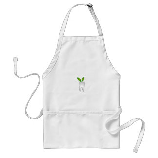 Dental cure standard apron