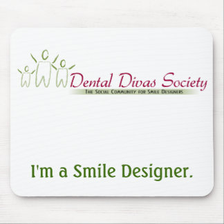 Dental Diva Mousepad