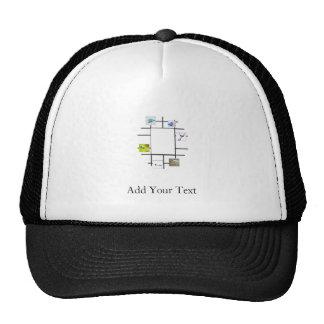 Dental Divergence Mesh Hat