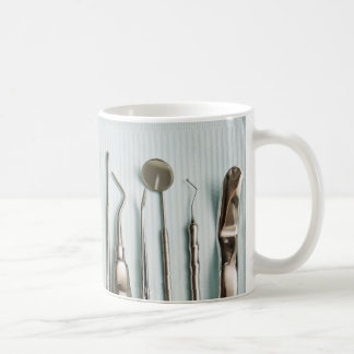 Dental Equipment Basic White Mug