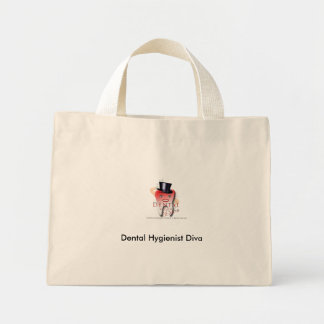 Dental Hygienist Diva Tote