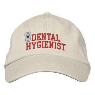 Dental Hygienist Embroidered Hat