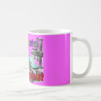 Dental Hygienist Sock Monkey Gifts Coffee Mug