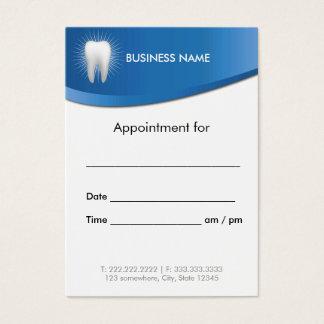 Dental Office Modern Blue Dentist Appointment