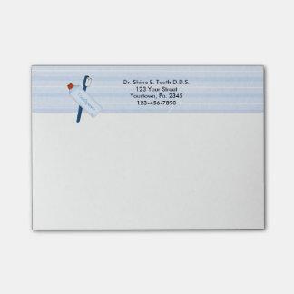 Dental Office Post- It Notes