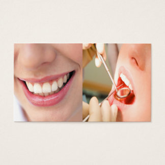 Dental Practice Business Card