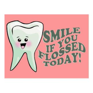 Dental Professionals Postcard