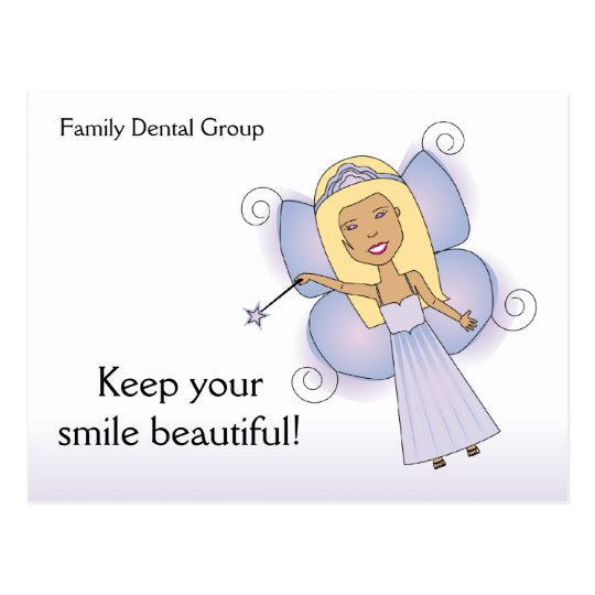 Dental Reminder Card, Keep your smile beautiful! Postcard