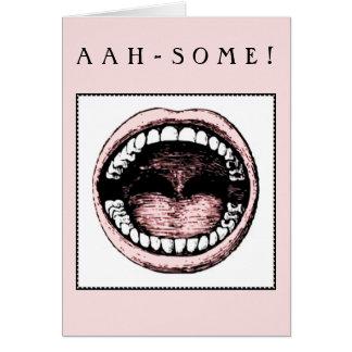 Dental School Grad Card
