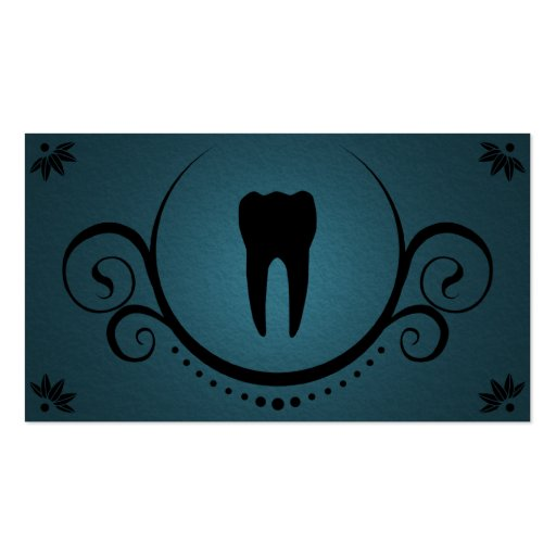 dental sophistications business card template