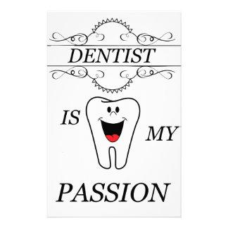 Dentist Customised Stationery