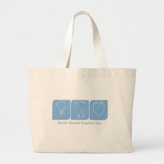Dentist Dental Implant Large Tote Bag