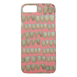 Dentist Dentistry Rotten Teeth Help  Orthodontics iPhone 8/7 Case