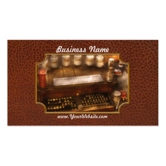 Dentist - Detachable Tooth Shade Guide  Pack Of Standard Business Cards