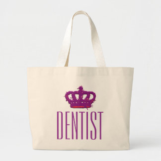 Dentist Jumbo Tote Jumbo Tote Bag
