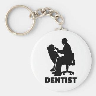 Dentist Key Ring