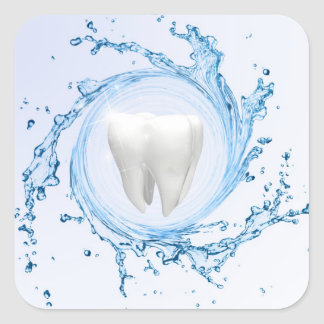 Dentist Medical Tooth Professional - Sticker