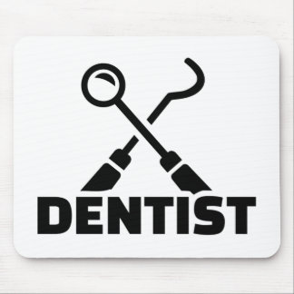 Dentist Mouse Pad