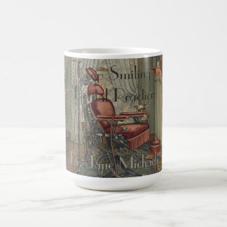 Dentist Office Dental Practice Chair Vintage Coffee Mug
