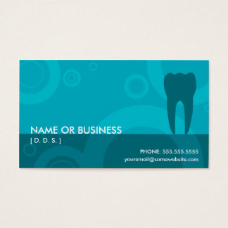 dentist Os Business Card