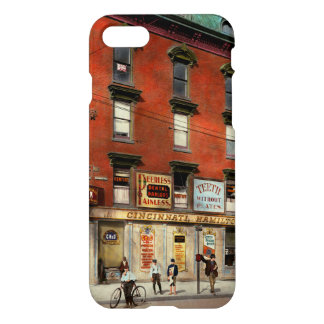 Dentist - Peerless Painless Dental Parlors 1910 iPhone 8/7 Case