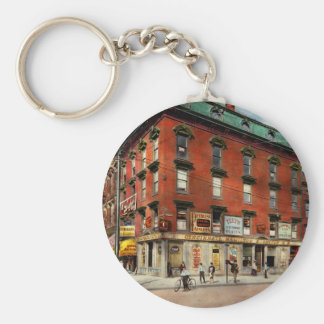 Dentist - Peerless Painless Dental Parlors 1910 Key Ring