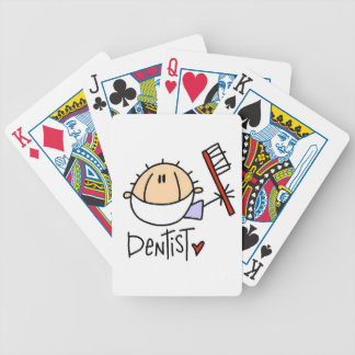 Dentist Bicycle Poker Cards