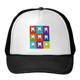 Dentist Popart Gifts Trucker Hats